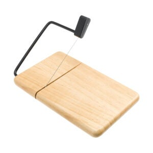 The Best Cheese Slicer Option: Prodyne Thick Beechwood Cheese Slicer