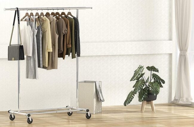 The Best Clothes Rack Options