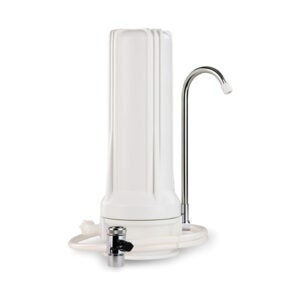 The Best Countertop Water Filter Option: iSpring CKC1 Countertop Drinking Water Filtration