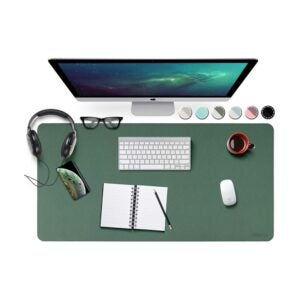The Best Desk Pad Option: EMINTA Office Desk Pad Mouse Mat