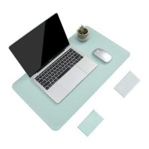 The Best Desk Pad Option: YSAGi Non-Slip Desk Pad, Waterproof PVC