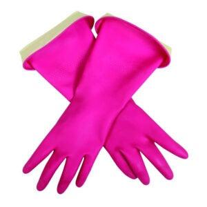 最佳洗碗手套选择:卡萨贝拉高级防水清洁手套