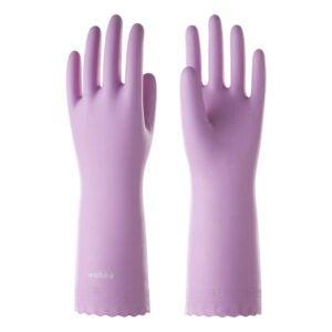 最佳洗碗手套选择:LANON Wahoo PVC家居清洁手套