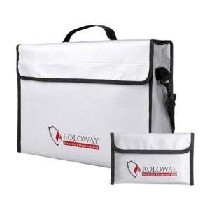 最佳防火文件包选项:Roloway防火防水文件袋