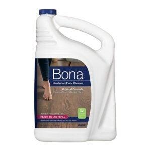 The Best Floor Cleaner Option: Bona Hardwood Floor Cleaner