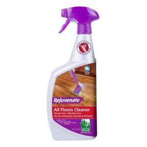 The Best Floor Cleaner Option: Rejuvenate High Performance All-Floors Cleaner