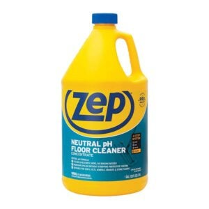 The Best Floor Cleaner Option: Zep Neutral pH Floor Cleaner Concentrate