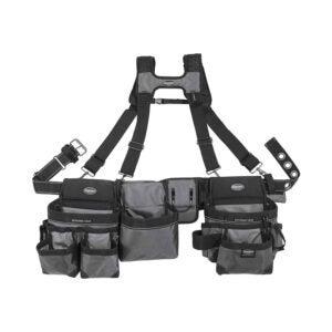 最好的框架工具带选项:铲斗老板Mullet Buster 3袋工具带