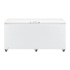 The Best Freezer Option: Arctic Frigidaire 24.8 cu. ft. Chest Freezer
