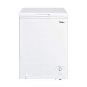 The Best Freezer Option: Midea Single Door Chest Freezer, 3.5 Cubic Feet