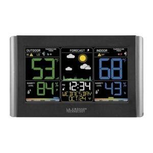 最好的家庭气象站选项:La Crosse Technology C85845-1预测站