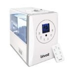 The Best Humidifier for Plants Option: LEVOIT 6L Warm and Cool Mist Ultrasonic Air Vaporizer