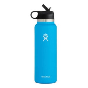 The Best Insulated Water Bottle Option: Hydro Flask Water Bottle - Wide Mouth