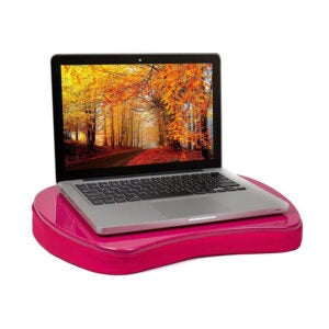 The Best Lap Desk for Kids Option: Sofia + Sam Mini Memory Foam Lap Desk