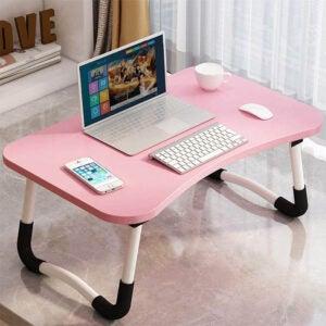 The Best Lap Desk for Kids Option: Sorfity Laptop Bed Table Lap Desk, Foldable Lap Stand