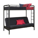 The Best Loft Bed Option: DHP Twin-Over-Futon Convertible Couch and Bed