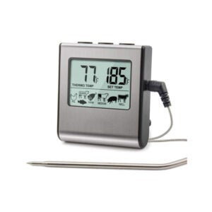The Best Meat Thermometer Option: ThermoPro TP-16 Large LCD Digital Thermometer