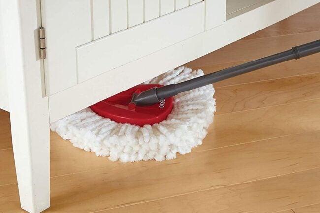 木地板的最佳拖把选择