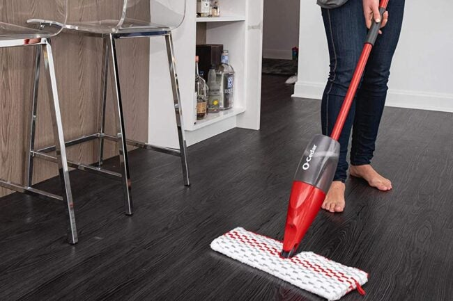 The Best Mop for Wood Floors Options