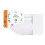 The Best Organic Sheet Option: Sleep Mantra 100% Organic Cotton Bed Sheets