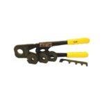 The Best PEX Crimp Tool Option: Apollo PEX ⅜-inch to 1-inch Multi-Head Crimp Tool Kit
