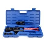 The Best PEX Crimp Tool Option: IWISS F1807 Copper Ring Crimping Tool Kit