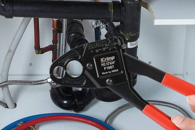 The Best PEX Crimp Tool Options
