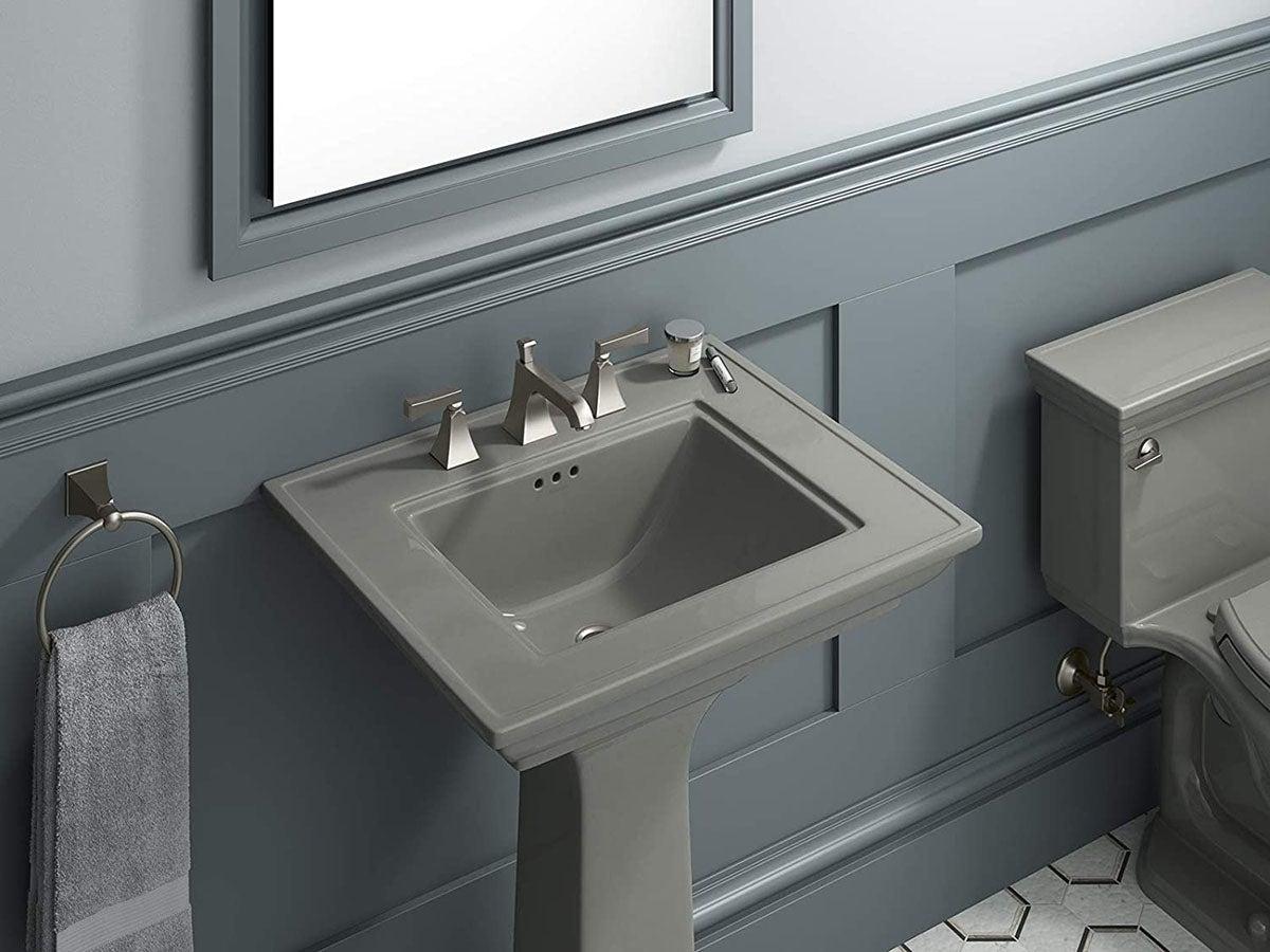 The Best Pedestal Sink Options For The Bathroom Bob Vila