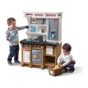 The Best Play Kitchen Option: Step2 LifeStyle Custom Kitchen Playset