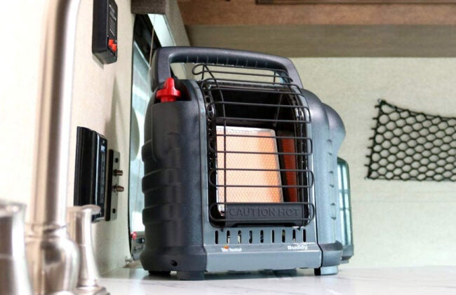The Best Propane Heater Options