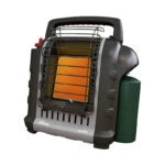 The Best Propane Heater Option: Mr. Heater Buddy 4,000- to 9,000-BTU Propane Heater