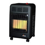 The Best Propane Heater Option: Mr. Heater MH18CH Radiant Cabinet LP Heater