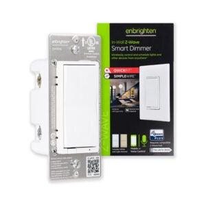 The Best Smart Dimmer Switch Option: Enbrighten Z-Wave Smart Light Dimmer