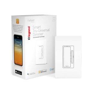 最好的智能调光器开关选项:Legrand Smart Dimmer Switch,Apple HomeKit