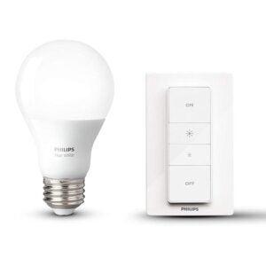 最好的智能调光器开关选项:飞利浦色调智能调光套件