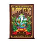 The Best Soil for Raised Beds Option: FoxFarm FX14047 Happy Frog Potting Soil