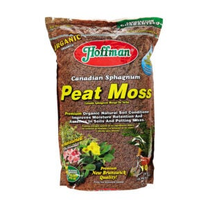 The Best Soil for Raised Beds Option: Hoffman 15503 Canadian Sphagnum Peat Moss