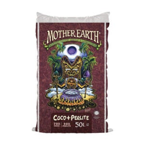The Best Soil for Raised Beds Option: MOTHER EARTH Coco Plus Perlite Mix