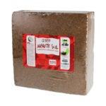 凸起床的最佳土壤选项:山谷分钟土壤 - 压缩椰子益官