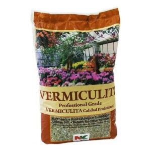 The Best Soil for Raised Beds Option: Professional Grade Vermiculite by Plantation Products