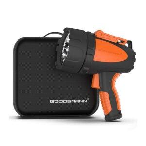 The Best Spotlight Option: GOODSMANN Rechargeable Spotlight Waterproof