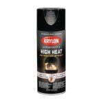 The Best Spray Paint for Metal Option: Krylon K01618777 High Heat Satin Black