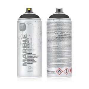 The Best Spray Paint for Metal Option: Montana Cans Montana Effect 400 ml Marble Color