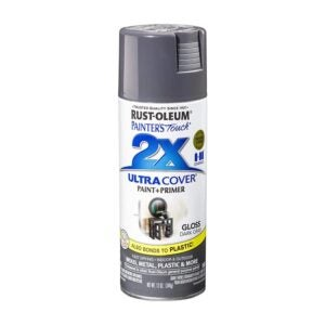 The Best Spray Paint for Metal Option: Rust-Oleum 249115-6 PK Painter's Touch 2X Ultra Cover
