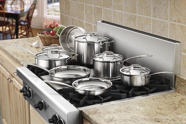 The Best Stainless-Steel Cookware Options