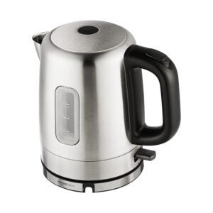 The Best Tea Kettle Option: AmazonBasics Stainless Steel Electric Kettle