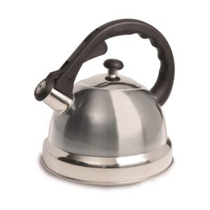 The Best Tea Kettle Option: Mr Coffee Claredale Whistling Tea Kettle