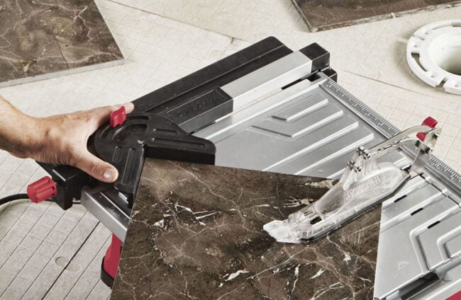 The Best Tile Cutter Options