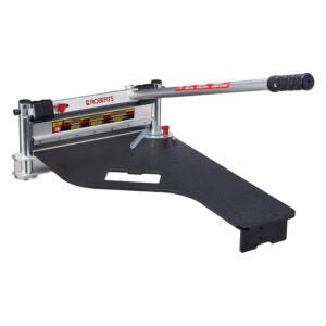 The Best Tile Cutter Option: ROBERTS 10-63 13 Flooring Cutter