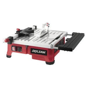 The Best Tile Cutter Option: SKIL 3550-02 7-Inch Wet Tile Saw